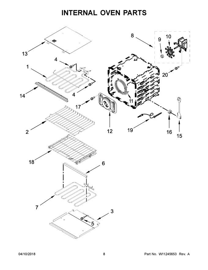 Diagram for KOSE500EWH04