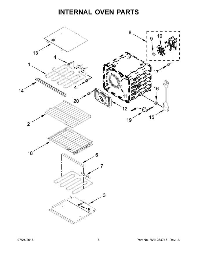 Diagram for KOSE507EWH04
