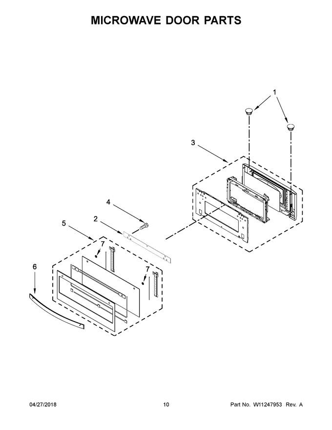 Microwave Door Parts Bestmicrowave