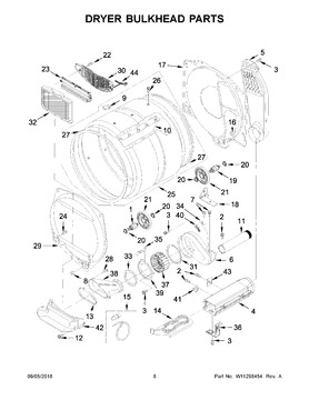 279769 whirlpool cutoff high limit kit automatic. Black Bedroom Furniture Sets. Home Design Ideas