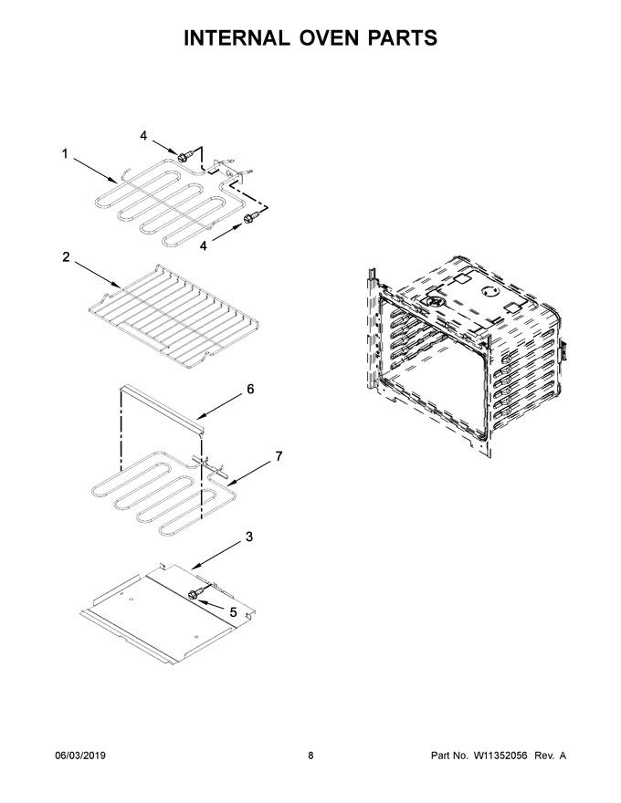 Diagram for WOC54EC7HS02