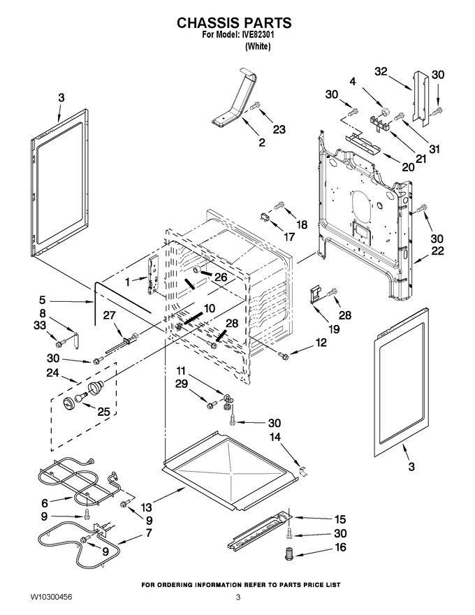 Diagram for IVE82301