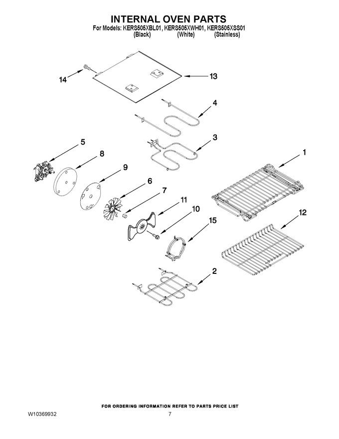 Diagram for KERS505XWH01