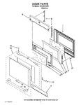 Diagram for 03 - Door Parts