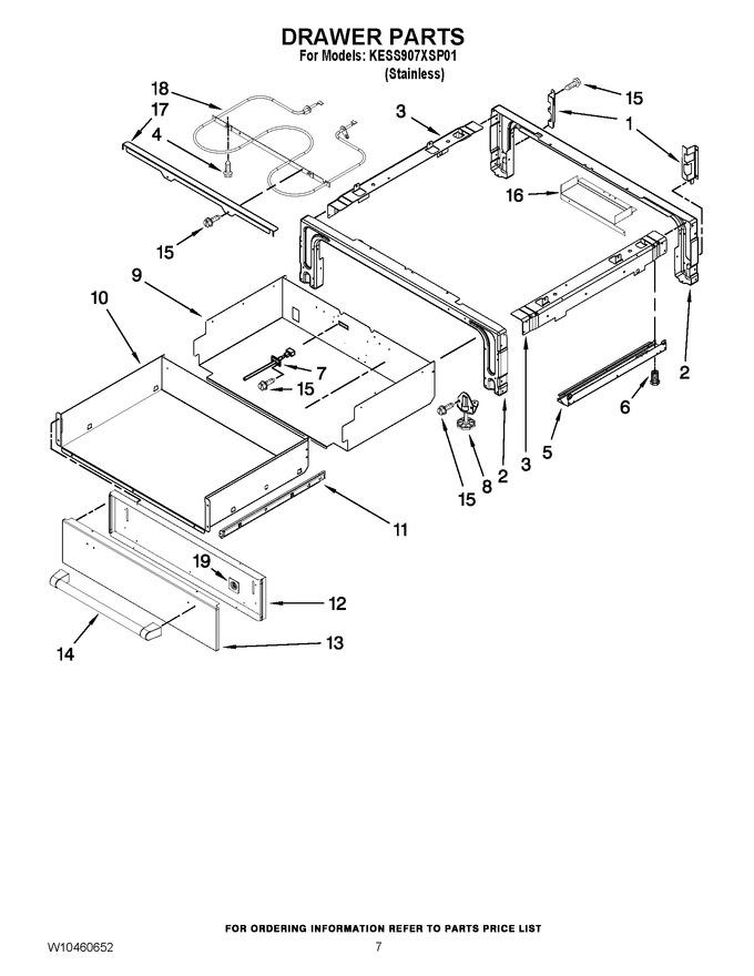 Diagram for KESS907XSP01