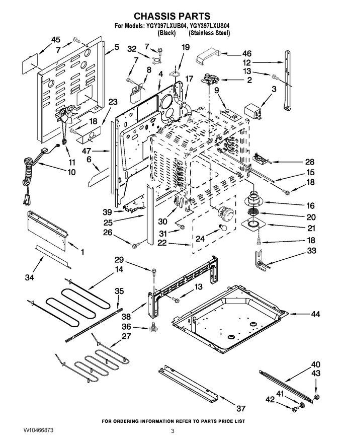 Diagram for YGY397LXUS04