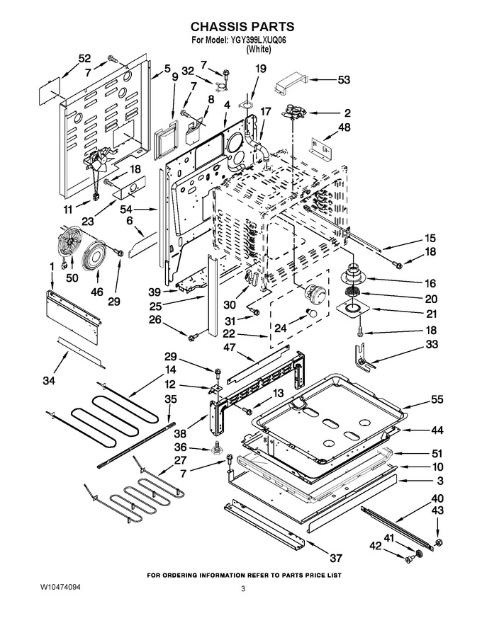 Diagram for YGY399LXUQ06