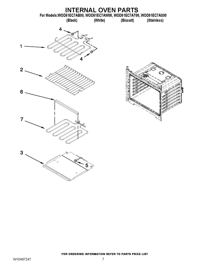 Diagram for WOD51EC7AW00