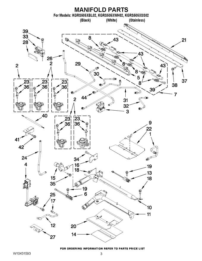 Diagram for KGRS505XSS02